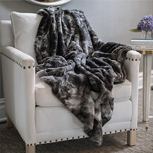 The Original Connecticut Home Company Luxury Throw Blanket