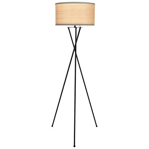 Brightech Ava LED Floor Lamp for Living Room, Office