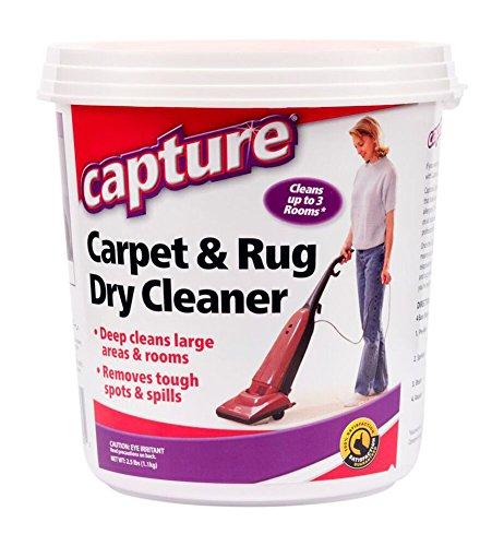 Capture Carpet Dry Cleaner Powder 2 5 Pound Resolve