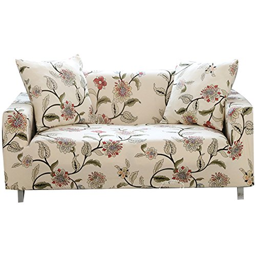 Lamberia Printed Sofa Cover Stretch Couch Cover Sofa Slipcovers For