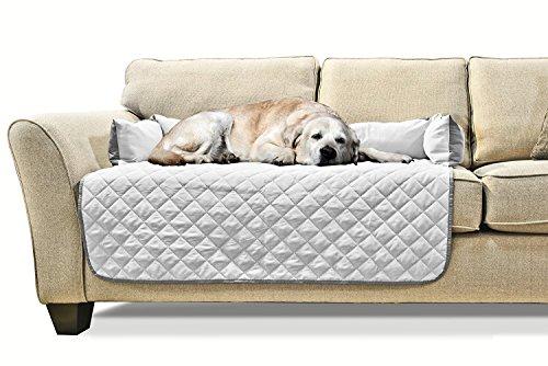 Furhaven Pet Furniture Cover Sofa Buddy Reversible Furniture Cover Protector Pet Bed